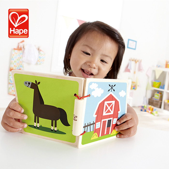 Hape brand Hot New Products water based paint promotional water painting book