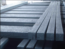 steel raw material 16mm*110mm , building raw material Q235 steel