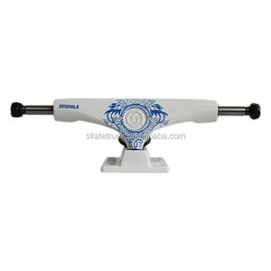 wholesale skateboard trucks with hollow kingpin axle for sale