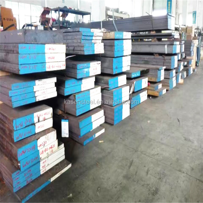 Hot rolled AISI 01 /JIS SKS3 cold-work mould alloy tool steel price per kgs
