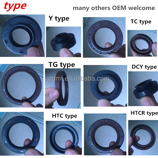 Rubber fabric V type oil seal , hydraulic mud pump seal, View ...