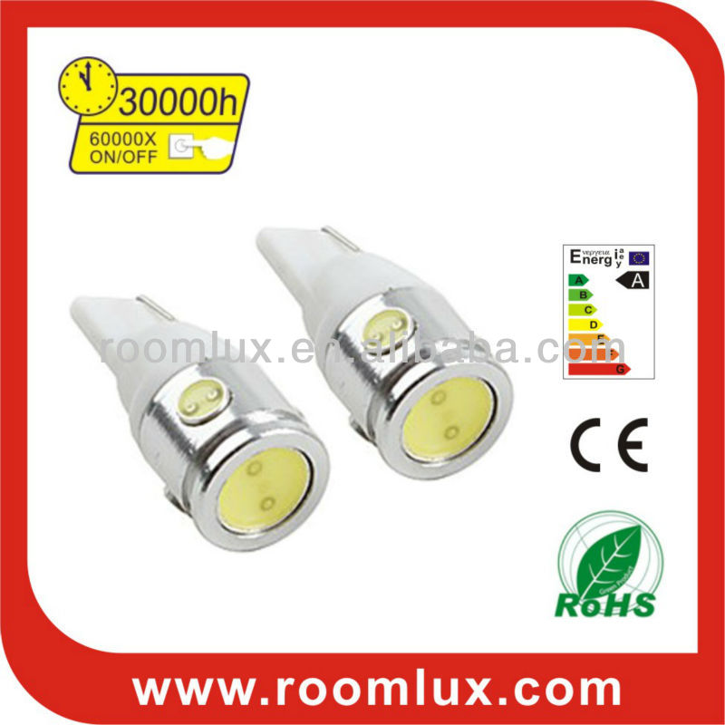 T10 G4 Best sale LED miniature light 2.5W with high efficiency