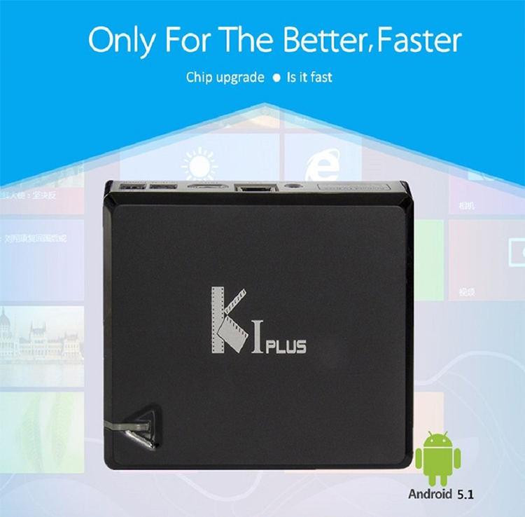 KI Plus free movies android tv box infra remote control