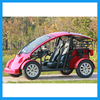 Electric 4 wheel golf car manufacture in China