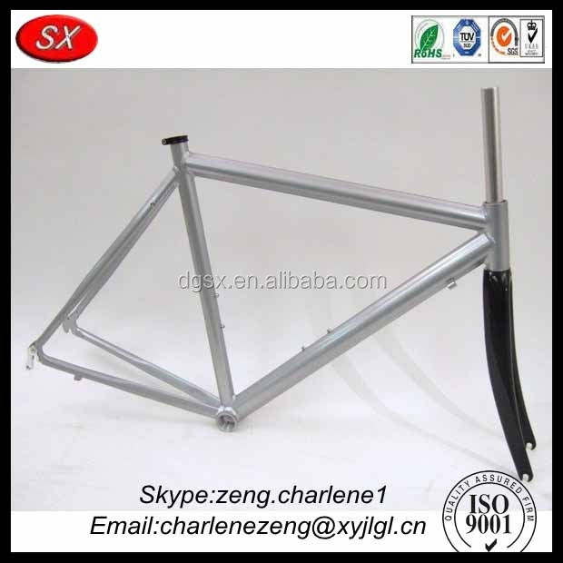 aluminum alloy tube for bicycle frame , customized precision aluminum bicycle frame
