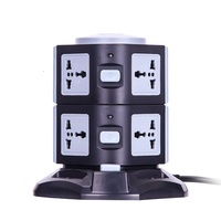 UK socket,4.5A ,travel adapter with usb ,power supply,electric plug,multi plug socket