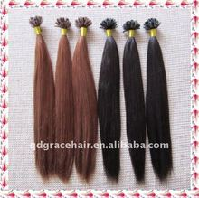 Pre bonded U tip hair extension 1g/pc