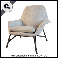New design modern living room furniture leisure armchair
