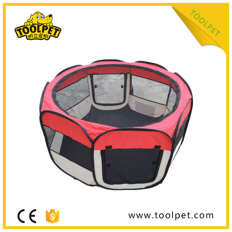 Cheap Tough dog pet playpen pet folding play pen