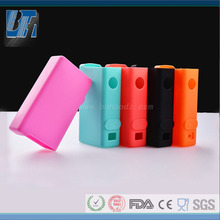Custom Scratch-Proof Bumper Colorful Bic Lighter Electronic Cigarette Silicone Case