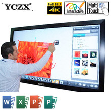 "Multifunctional 65 Inch Touch Screen 65"" Wide Screen Touch whiteboards electronic whiteboard price for classroom"