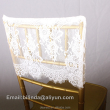 lace chair cap, Chiavari chair sash,wedding chair decoration