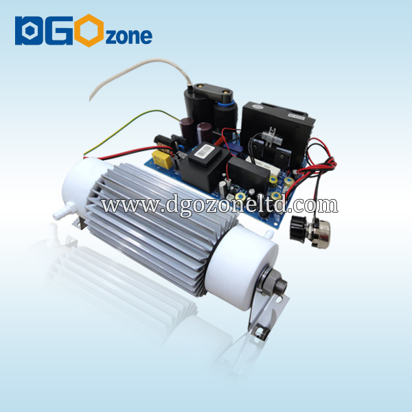 ceramic tube ozonator generator for Water and air ozone parts KHT-20GWOA2
