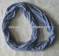 fashion knitting collar neck scarf jersey scarves wholesale ZE-22