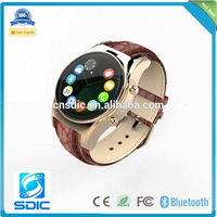 SDIC strongly function touch screen bluetooth 2G S19 colorful smart watch phone