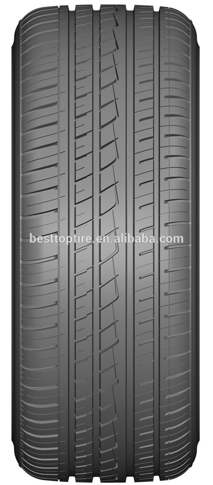 2017 New Arrival made in china car tires With CE and ISO9001 Certificates