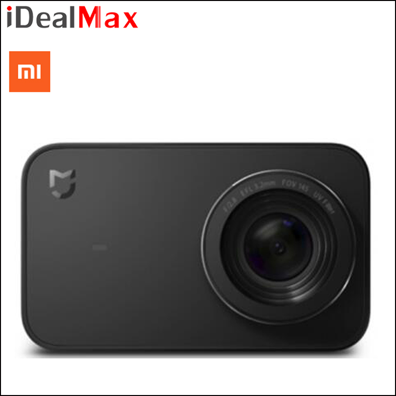 "Xiaomi Mijia Mini Sport Action Camera 4K 30fps Video Recording WiFi Digital Cameras 145 Wide Angle App Control 2.4"" Touch Screen"