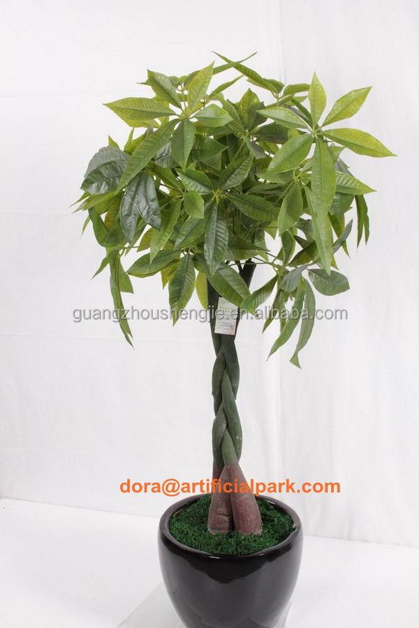 sjh1410328 zuhause k nstliche bonsai baum gummi baum zu. Black Bedroom Furniture Sets. Home Design Ideas