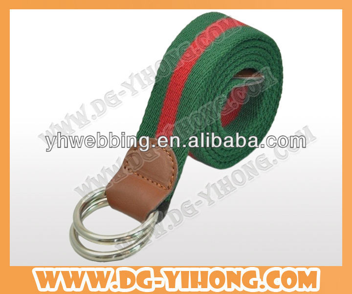 top quality cheap machine embroidered waist belt with sewing