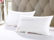 Wholesale Pillow Inserts Undefined Anti-mite100% Cotton Down Feather Pillows