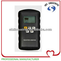 protable digital geiger counter radiation detector