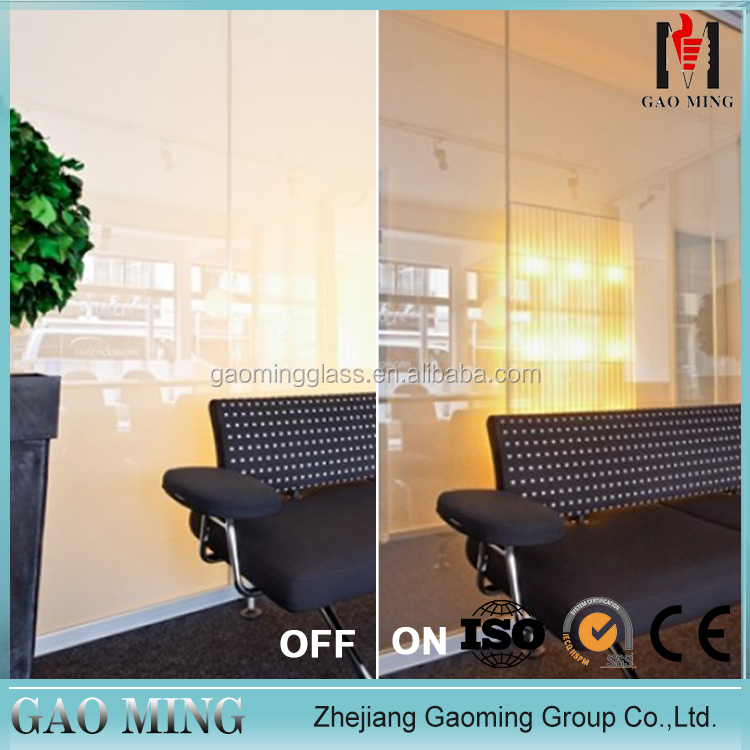 Uv Resistant Privacy Protection Pdlc Smart Film Glass Price