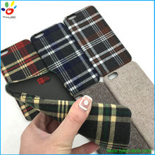 Simple Style Plaid Pattern Phone Case,Cheap Price Fancy Cell Phone Cover Case