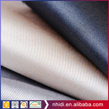 wholesale hebei heavy weight thick pants polyester stretch cotton sateen satin fabric