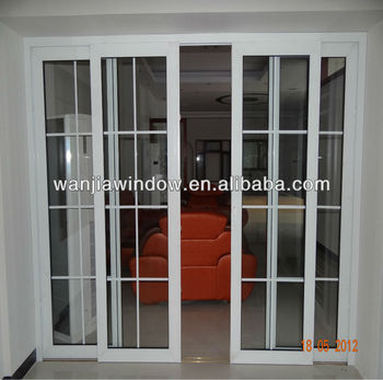 Low price high quality plastic door buy low price high for Quality patio doors