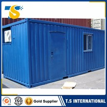 Prefabricated Steel container shower and toilets