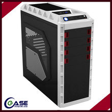 high-end gaming color computer case for sale/computer case rugged