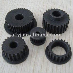 sintered timing belt pulley