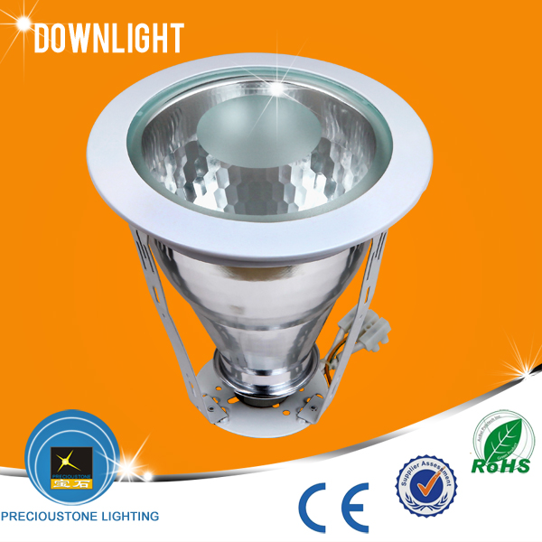 36w Recessed Vertical E27 Reflector Downlight