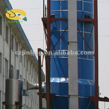 YPL Pressure Spray Cooling Granulator
