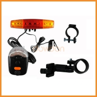 New design Brake tail light with turn signal indicator/bike turn signal brake light