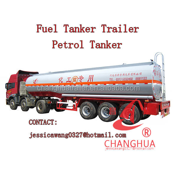 36M3 vegetable oil tank semi-trailer transporter /Oil tank semi-trailer/Oil Diesel Transport Truck Semi Trailer