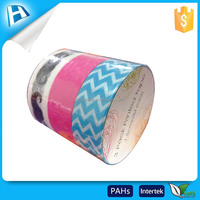 Hot selling hot sale masking washy tape china factory kawaii decorative masking tape washy tape