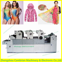 High quality offset printing machine for plastic strapping tape with best price