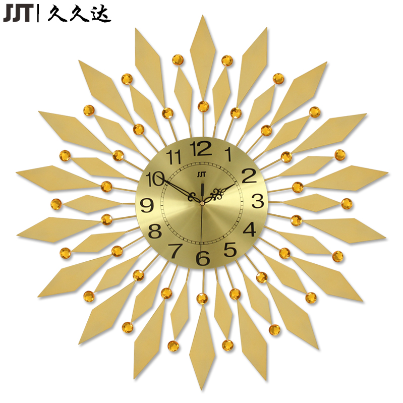 Larege wholesale Wall Clock Design Yiwu Target Watch And Clock Factory