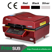 Sunmeta easy operate 3D vacuum heat press transfer sublimation machine ST-3042