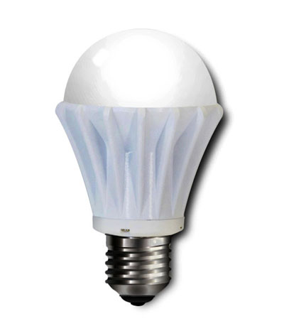 LED E27 5-Watt 3200K Warm White Light Bulb