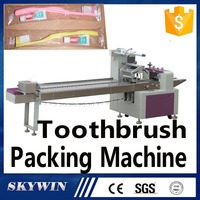 Hotel Soap Supplies Toothpaste Toothbrush Packing Machine Manufacturer