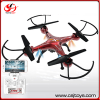 Top 2.4G CF mode FPV rc helicopter with wifi camera.