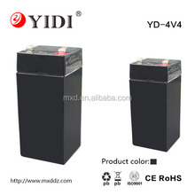 4v 4ah nife battery rechargeable battery