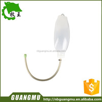 Roll tube type oral calf feeder with durable plastic esophageal probe