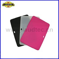 Colorful Soft Skin Silicone Case Back Cover for Samsung Galaxy Tab 10.1 GT P7510