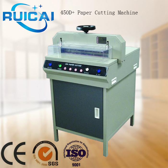 RC-450D+ Paper Cutter for Sale Heart Shaped Paper Cutter