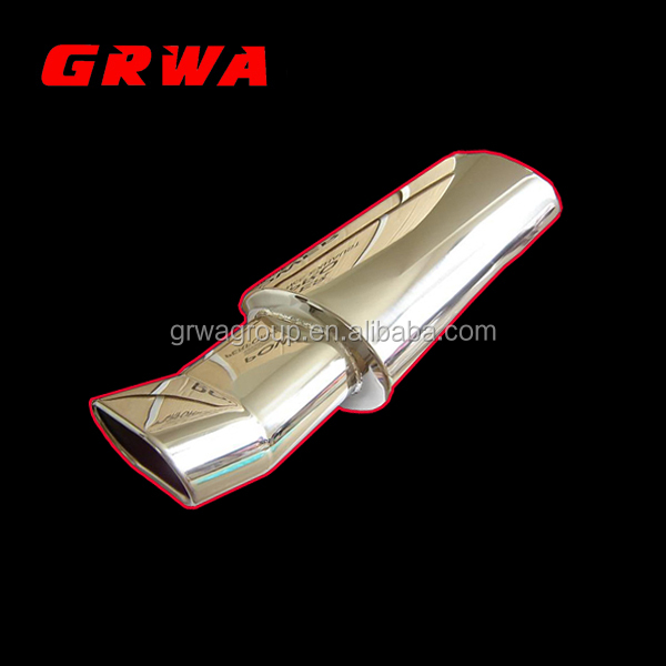 Stainless steel hot-selling car exhaust muffler