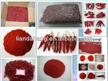 Certified KOSHER/ HALAL/ HACCP Hot Wax Chile