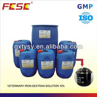 veterinary iron dextran solution chemicals used in medicines